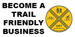 Oneida Rail Trail Friendly Business Program Donation